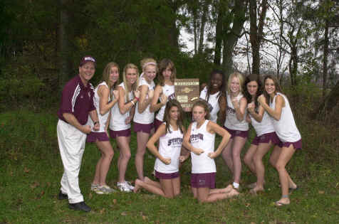 XC 2006 Girls flex